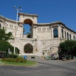 Città Cagliaria bastione 1